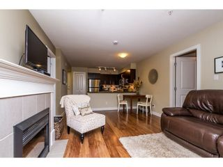 """Photo 1: 316 2468 ATKINS Avenue in Port Coquitlam: Central Pt Coquitlam Condo for sale in """"BOURDEAUX"""" : MLS®# R2046100"""