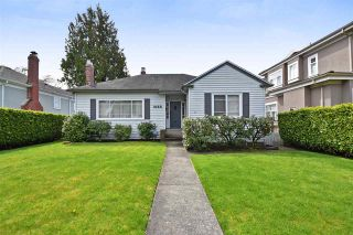 Photo 1: 1658 W 58TH Avenue in Vancouver: South Granville House for sale (Vancouver West)  : MLS®# R2262865