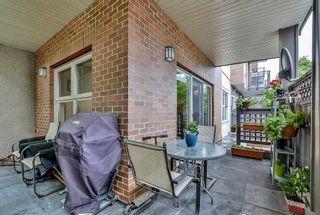 "Photo 10: 101 1988 SUFFOLK Avenue in Port Coquitlam: Glenwood PQ Condo for sale in ""MAGNOLIA GARDEN"" : MLS®# R2086532"