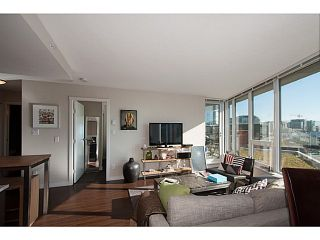 "Photo 3: 509 445 W 2ND Avenue in Vancouver: False Creek Condo for sale in ""Maynards Block"" (Vancouver West)  : MLS®# V1083992"