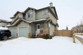 Main Photo: 8703 STEIN Lane in Edmonton: Zone 14 House Half Duplex for sale : MLS®# E4229544