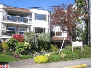 "Photo 1: 301 1225 MERKLIN Street: White Rock Condo for sale in ""Englsea Manor II"" (South Surrey White Rock)  : MLS®# F1223397"
