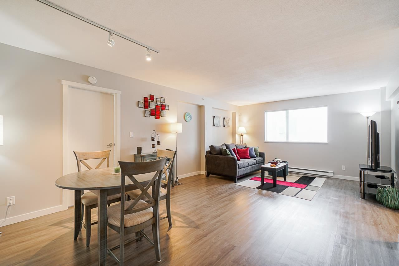 """Main Photo: 301 200 KEARY Street in New Westminster: Sapperton Condo for sale in """"Anvil"""" : MLS®# R2576903"""