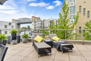 """Photo 2: 203 1625 HORNBY Street in Vancouver: Yaletown Condo for sale in """"SEAWALK NORTH"""" (Vancouver West)  : MLS®# R2577394"""