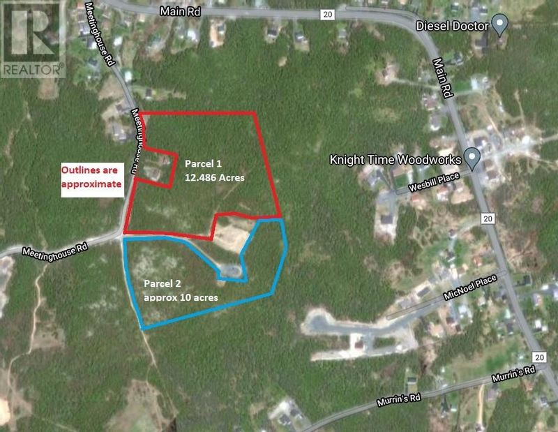 FEATURED LISTING: Parcel 2 Meetinghouse Road Pouch Cove