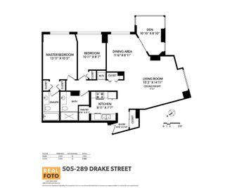 """Photo 30: 505 289 DRAKE Street in Vancouver: Yaletown Condo for sale in """"Parkview Tower"""" (Vancouver West)  : MLS®# R2606654"""