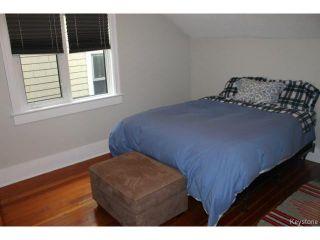 Photo 16: 35 Evanson Street in WINNIPEG: West End / Wolseley Residential for sale (West Winnipeg)  : MLS®# 1510559