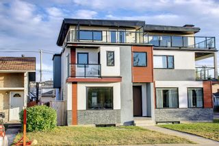 Main Photo: 1604 46 Street NW in Calgary: Montgomery Semi Detached for sale : MLS®# A1153700