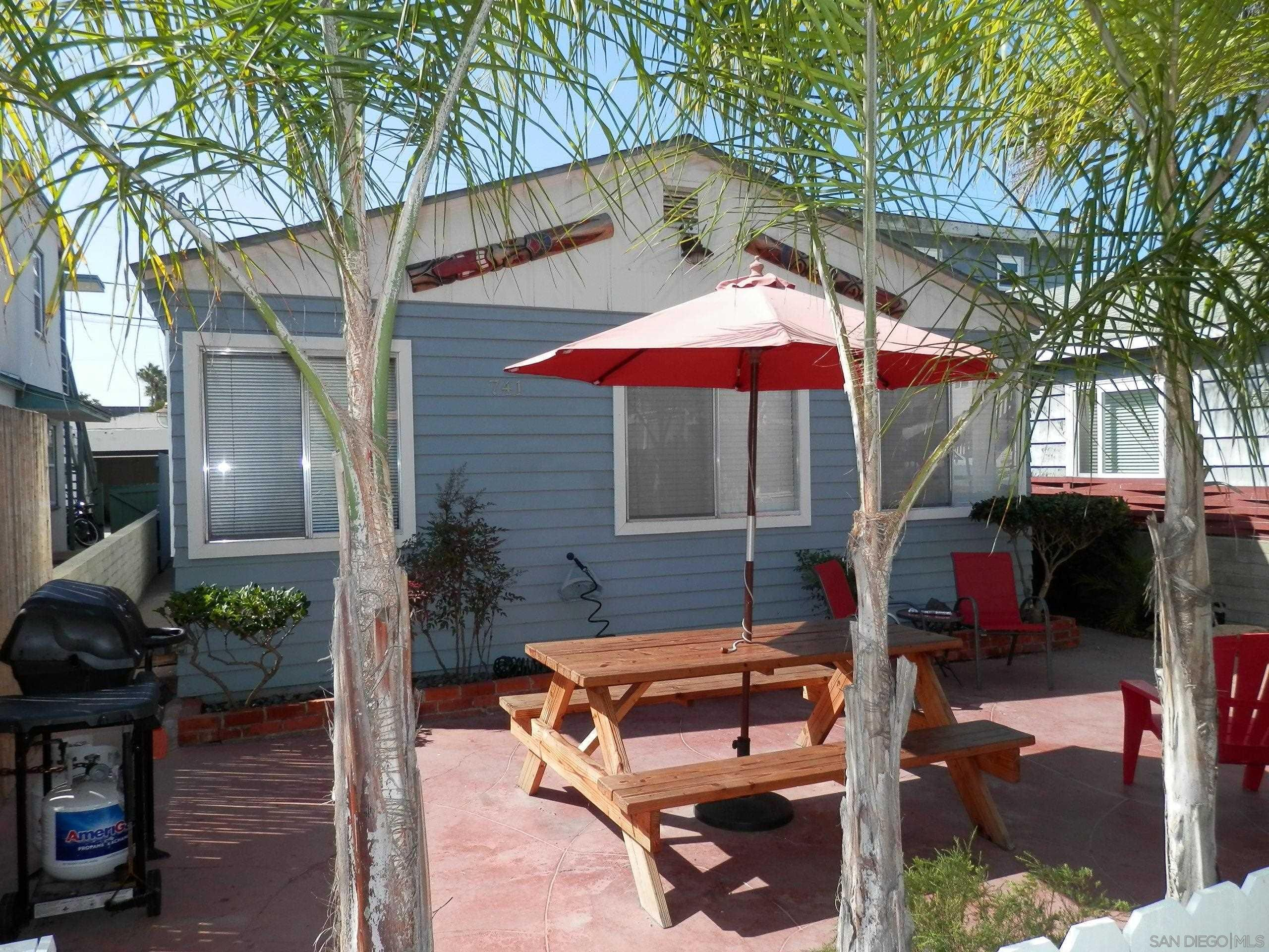 Main Photo: MISSION BEACH Property for sale: 741-743 Isthmus Ct in San Diego
