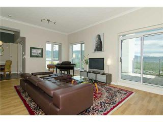 """Photo 5: 4001 1178 HEFFLEY Crescent in Coquitlam: North Coquitlam Condo for sale in """"THE OBELISK"""" : MLS®# V1116364"""