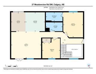 Photo 22: 27 Meadowview Road SW in Calgary: Meadowlark Park Detached for sale : MLS®# A1084197