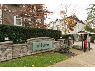 """Photo 1: 7 2689 PARKWAY Drive in Surrey: King George Corridor Townhouse for sale in """"Allure"""" (South Surrey White Rock)  : MLS®# R2221901"""