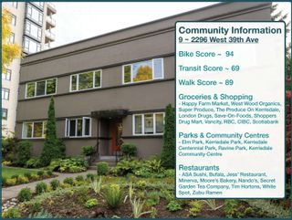 """Photo 25: 9 2296 W 39TH Avenue in Vancouver: Kerrisdale Condo for sale in """"KERRISDALE CREST"""" (Vancouver West)  : MLS®# R2620694"""