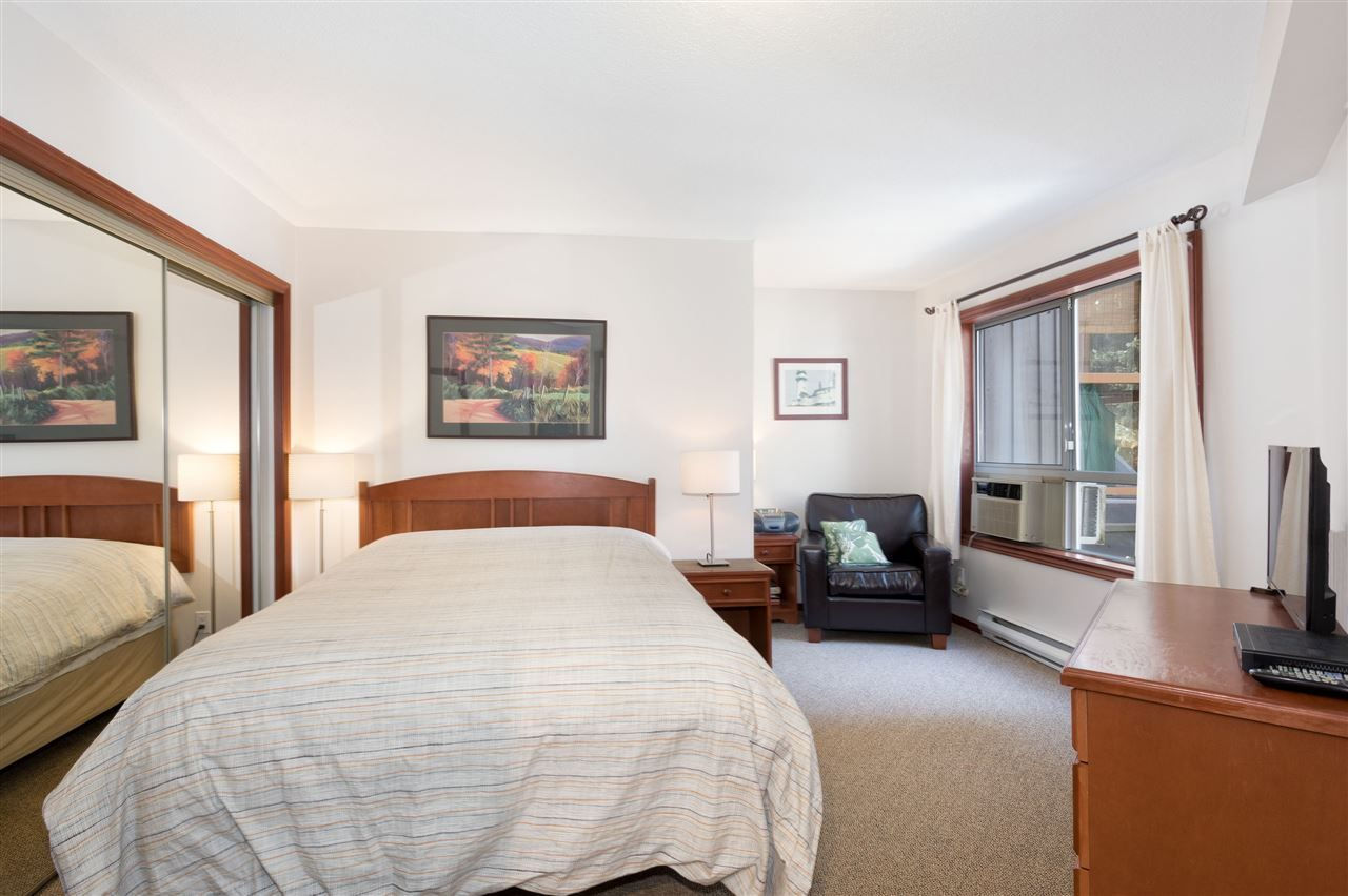 Photo 8: Photos: 109 4388 NORTHLANDS BOULEVARD in Whistler: Whistler Village Townhouse for sale : MLS®# R2249101