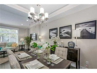 Photo 5: 17 6033 Williams Rd in Richmond: Woodwards Townhouse for sale : MLS®# V1101989