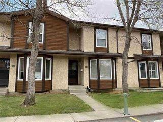 Photo 1: 8 10205 158 Avenue in Edmonton: Zone 27 Townhouse for sale : MLS®# E4246374