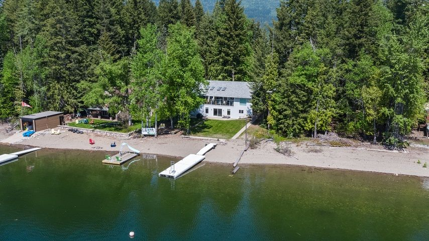 Main Photo: 7090 Lucerne Beach Road: MAGNA BAY House for sale (NORTH SHUSWAP)  : MLS®# 10232242