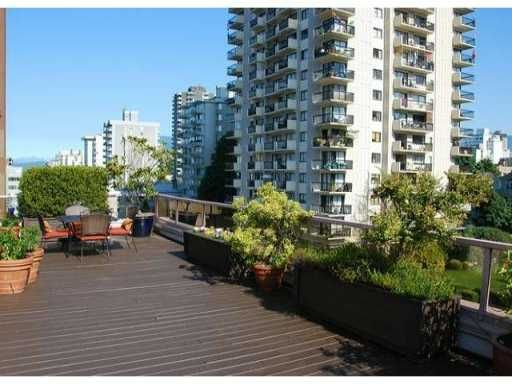 """Main Photo: 602 1133 HARWOOD Street in Vancouver: West End VW Condo for sale in """"HARWOOD MANOR"""" (Vancouver West)  : MLS®# V925704"""