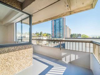 """Photo 2: 501 209 CARNARVON Street in New Westminster: Downtown NW Condo for sale in """"ARGYLE HOUSE"""" : MLS®# R2570499"""