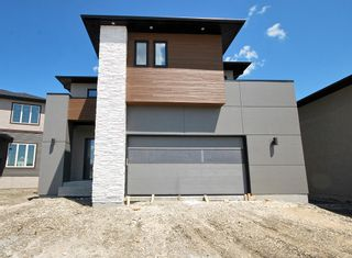 Photo 1: 47 Turnstone Terrace in Winnipeg: South Pointe Single Family Detached for sale (1R)