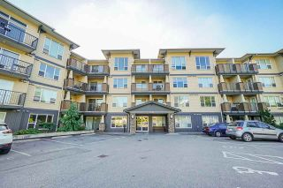 "Photo 1: 320 2565 CAMPBELL Avenue in Abbotsford: Central Abbotsford Condo for sale in ""ABACUS UPTOWN"" : MLS®# R2492923"