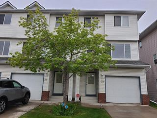 Main Photo: 31 HARVEST OAK Circle NE in Calgary: Harvest Hills Row/Townhouse for sale : MLS®# A1153819
