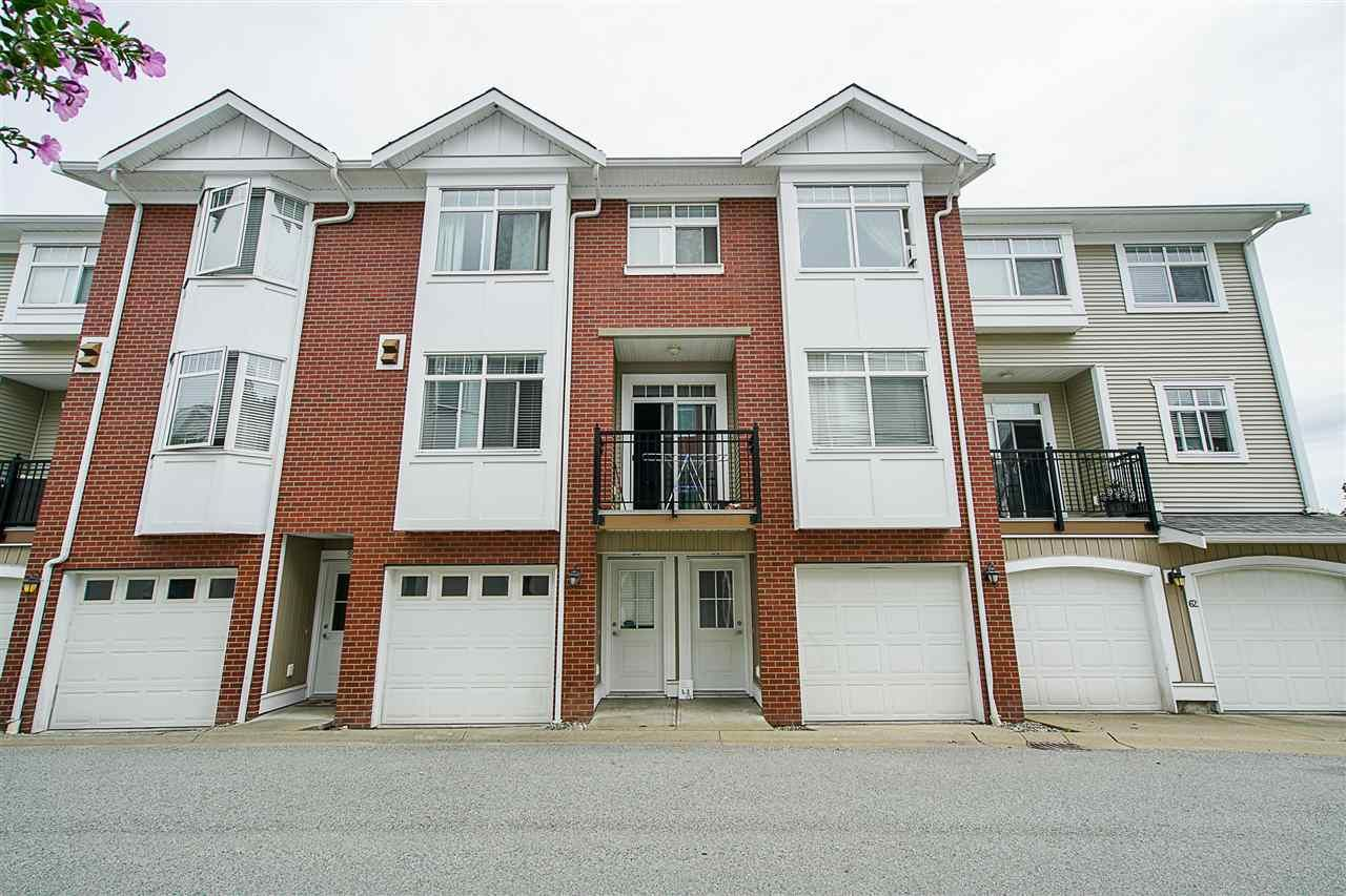 "Main Photo: 61 19551 66 Avenue in Surrey: Clayton Townhouse for sale in ""Manhattan Skye"" (Cloverdale)  : MLS®# R2289641"
