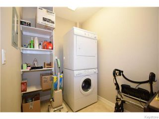 Photo 16: 1205 St Anne's Road in Winnipeg: River Park South Condominium for sale (2F)  : MLS®# 1621803