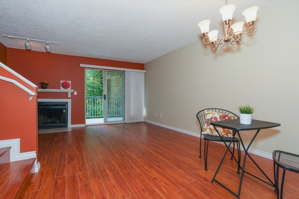 "Main Photo: 28 2978 WALTON Avenue in Coquitlam: Canyon Springs Townhouse for sale in ""CREEK TERRACE"" : MLS®# R2113242"