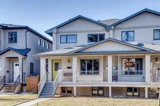 Main Photo: 4337 2 Street NW in Calgary: Highland Park Semi Detached for sale : MLS®# A1101445