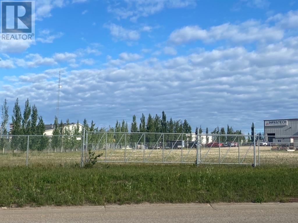 Main Photo: 3415 35 Avenue in Whitecourt: Vacant Land for lease : MLS®# A1134263