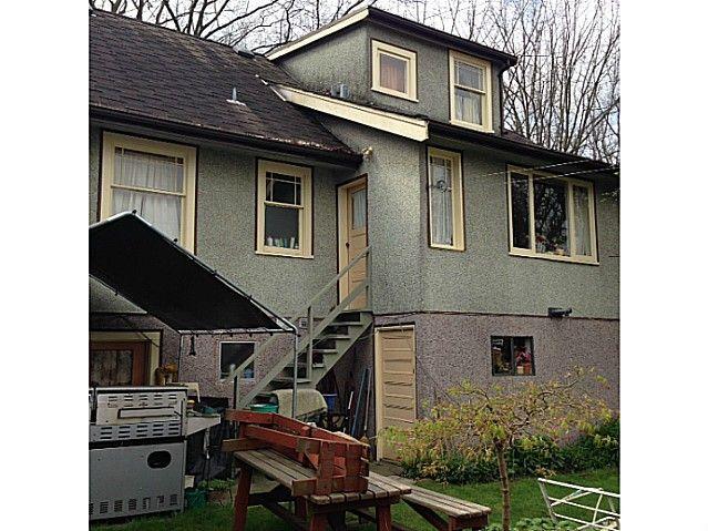 Photo 2: Photos: 1031 E 21ST AV in Vancouver: Fraser VE House for sale (Vancouver East)  : MLS®# V1114689