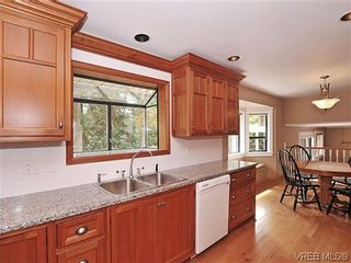 Photo 7: NORTH SAANICH REAL ESTATE = DEAN PARK HOME For Sale SOLD With Ann Watley