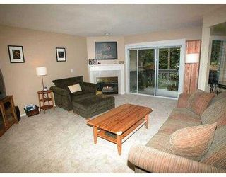 "Photo 2: 47 103 PARKSIDE DR in Port Moody: Heritage Mountain Townhouse for sale in ""PARKSIDE DRIVE"" : MLS®# V594351"