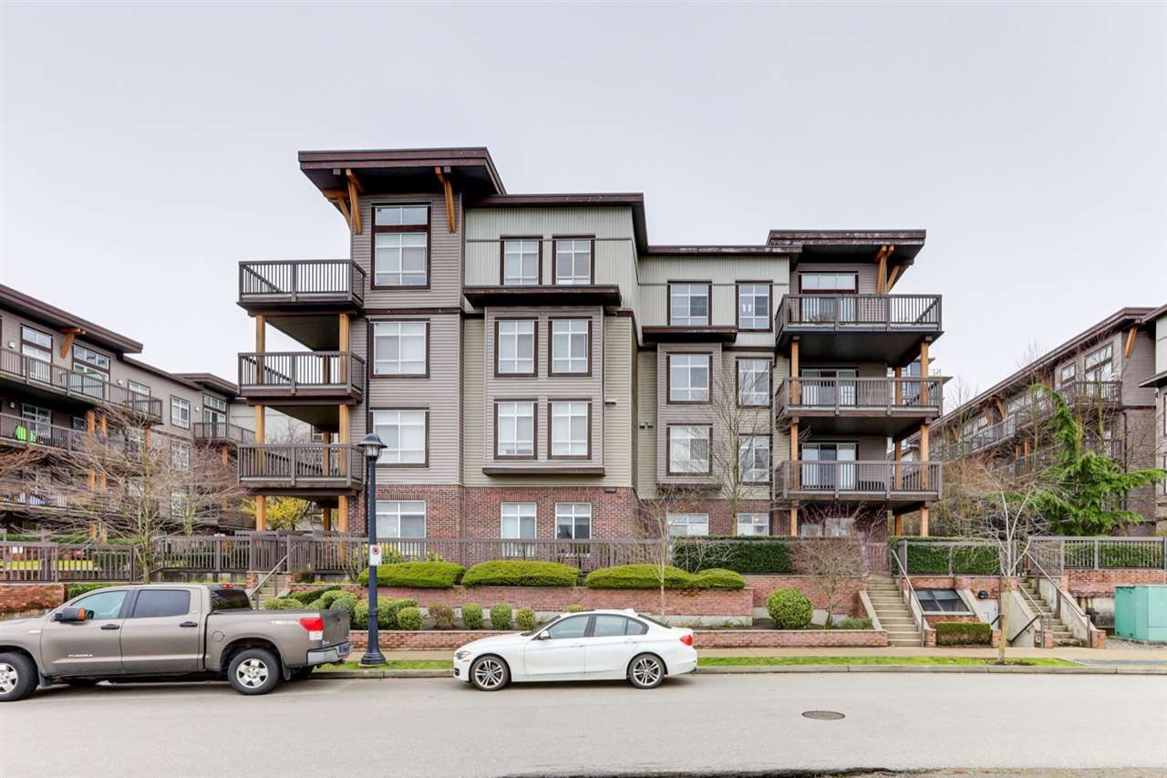Main Photo: 120 9233 FERNDALE ROAD in : McLennan North Condo for sale : MLS®# R2545192