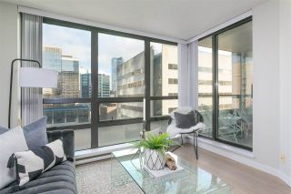 """Photo 2: 1321 938 SMITHE Street in Vancouver: Downtown VW Condo for sale in """"ELECTRIC AVENUE"""" (Vancouver West)  : MLS®# R2338618"""