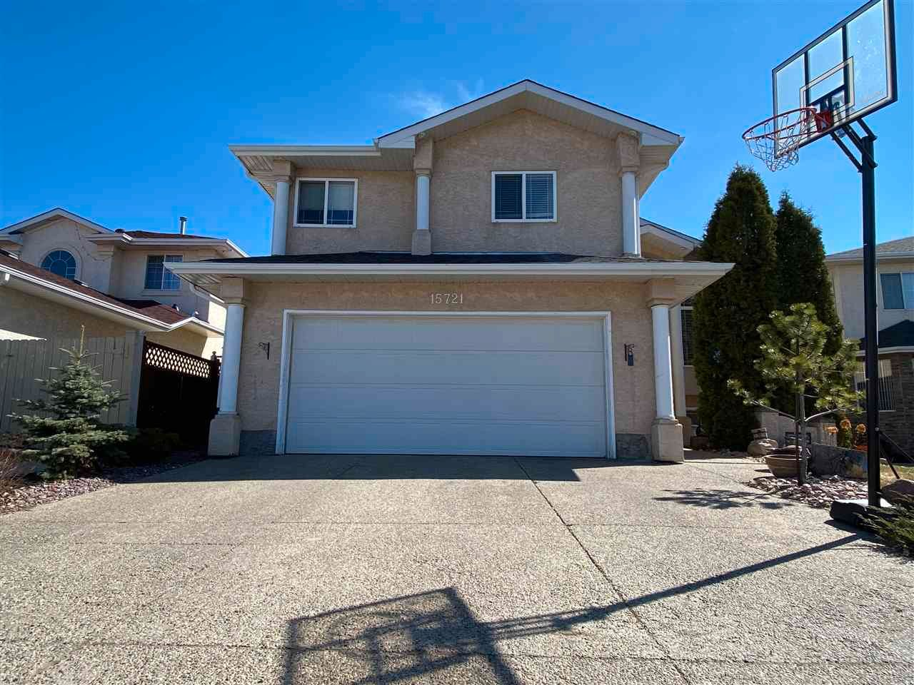 Main Photo: 15721 90 Street in Edmonton: Zone 28 House for sale : MLS®# E4235537