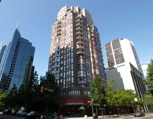 "Main Photo: 1704 811 HELMCKEN Street in Vancouver: Downtown VW Condo for sale in ""IMPERIAL TOWER"" (Vancouver West)  : MLS®# V783490"