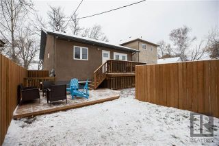Photo 18: 153 Blenheim Avenue in Winnipeg: Residential for sale (2D)  : MLS®# 1829676
