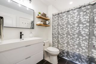 """Photo 21: 74 1561 BOOTH Avenue in Coquitlam: Maillardville Townhouse for sale in """"The Courcelles"""" : MLS®# R2619112"""