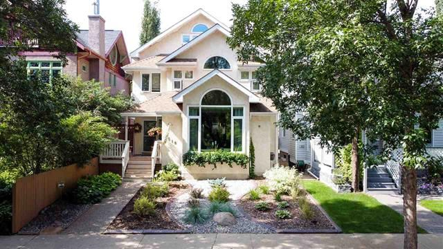 Main Photo: 9518 100 Street NW in Edmonton: House for sale