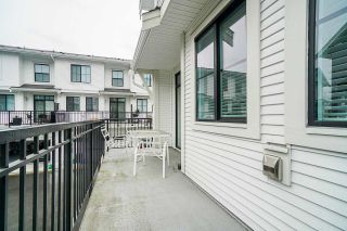 """Photo 31: 44 5945 176A Street in Surrey: Cloverdale BC Townhouse for sale in """"CRIMSON TOWN HOMES"""" (Cloverdale)  : MLS®# R2560814"""