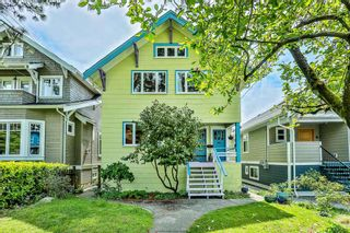 Photo 1: 3556 W 5TH Avenue in Vancouver: Kitsilano House for sale (Vancouver West)  : MLS®# R2370289