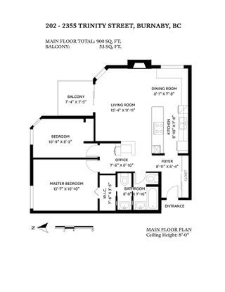 """Photo 37: 202 2355 TRINITY Street in Vancouver: Hastings Condo for sale in """"TRINITY APARTMENTS"""" (Vancouver East)  : MLS®# R2578042"""