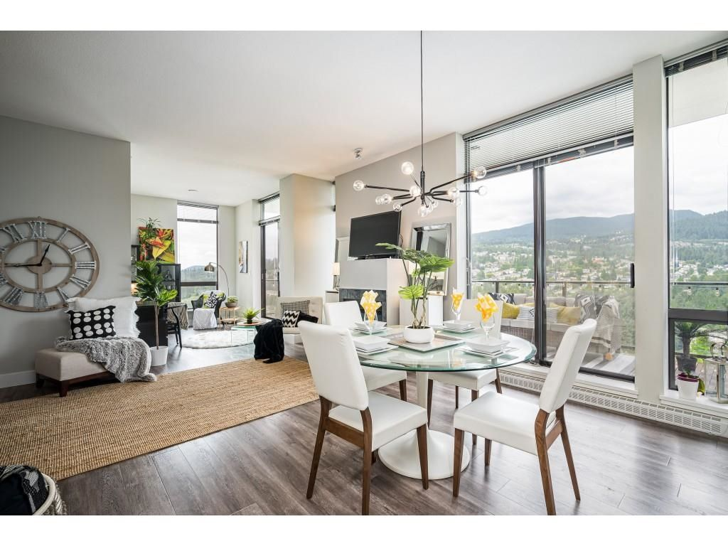 """Main Photo: PH2002 2959 GLEN Drive in Coquitlam: North Coquitlam Condo for sale in """"The Parc"""" : MLS®# R2610997"""