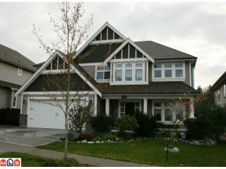 """Photo 1: 3838 CAVES Court in Abbotsford: Abbotsford East House for sale in """"SANDYHILL"""" : MLS®# F1008937"""