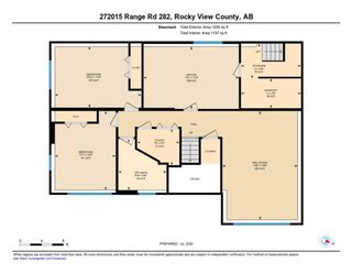 Photo 37: 272015 Range Road 282 in Rural Rocky View County: Rural Rocky View MD Detached for sale : MLS®# A1065309