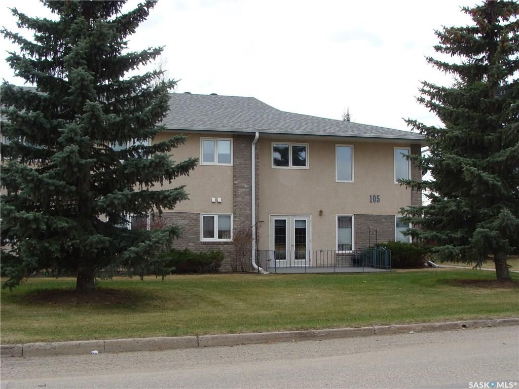 Main Photo: 4 105 6th Avenue East in Watrous: Residential for sale : MLS®# SK851397