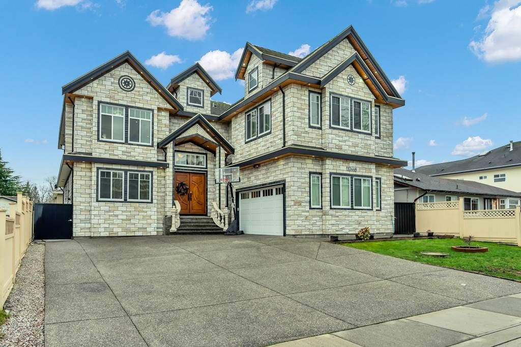 Main Photo: 13448 87B Avenue in Surrey: Queen Mary Park Surrey House for sale : MLS®# R2523417