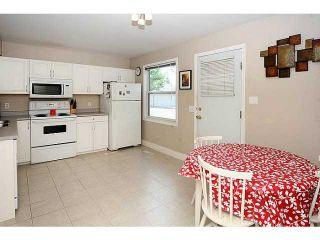 Photo 4: 266 REGAL Park NE in CALGARY: Renfrew_Regal Terrace Townhouse for sale (Calgary)  : MLS®# C3626988